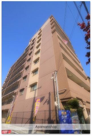大阪府大阪市浪速区、JR難波駅徒歩12分の築17年 10階建の賃貸マンション