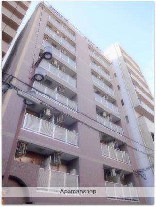 大阪府大阪市浪速区、JR難波駅徒歩3分の築15年 9階建の賃貸マンション
