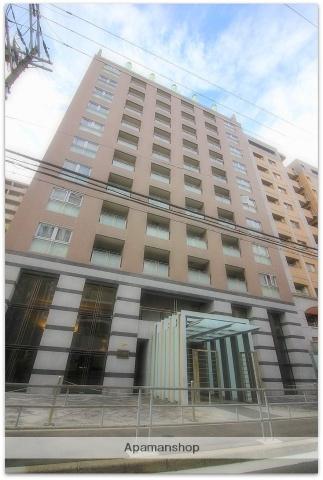 大阪府大阪市西区、肥後橋駅徒歩5分の築11年 12階建の賃貸マンション