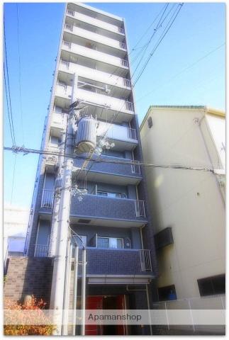 大阪府大阪市中央区、谷町六丁目駅徒歩10分の築7年 10階建の賃貸マンション