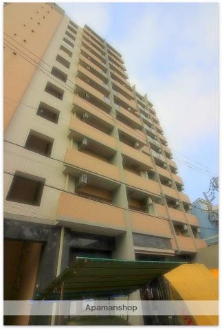 大阪府大阪市西区、九条駅徒歩4分の築9年 12階建の賃貸マンション