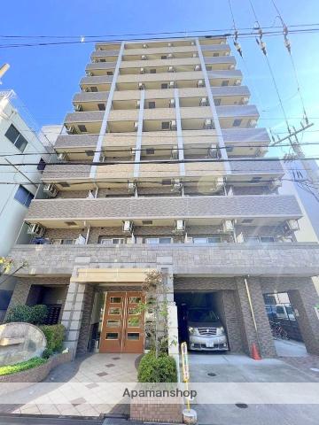 大阪府大阪市浪速区、今宮戎駅徒歩9分の築10年 10階建の賃貸マンション