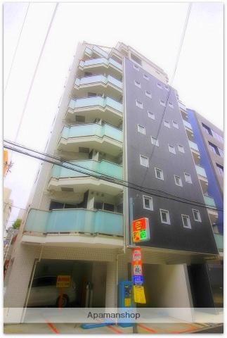 大阪府大阪市浪速区、大阪難波駅徒歩8分の築3年 9階建の賃貸マンション