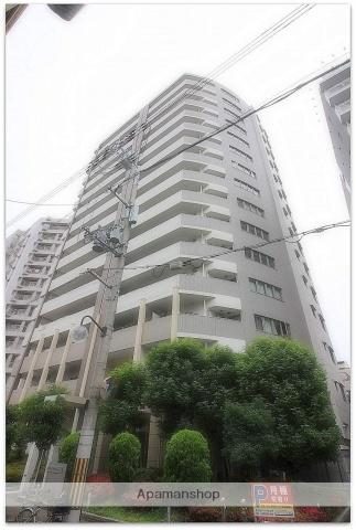 大阪府大阪市中央区、近鉄日本橋駅徒歩8分の築9年 15階建の賃貸マンション