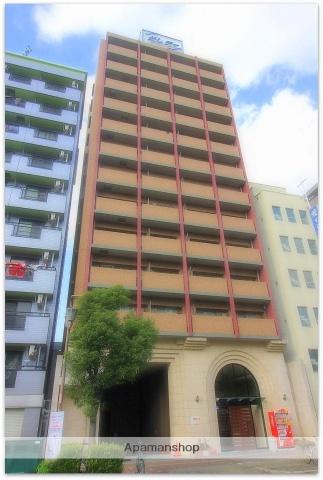大阪府大阪市浪速区、難波駅徒歩8分の築10年 13階建の賃貸マンション