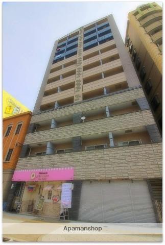 大阪府大阪市浪速区、今宮駅徒歩7分の築3年 11階建の賃貸マンション