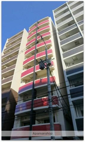 大阪府大阪市浪速区、新今宮駅徒歩9分の築3年 10階建の賃貸マンション