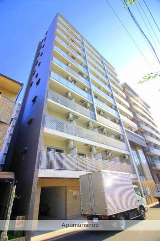 大阪府大阪市浪速区、新今宮駅徒歩9分の築4年 11階建の賃貸マンション