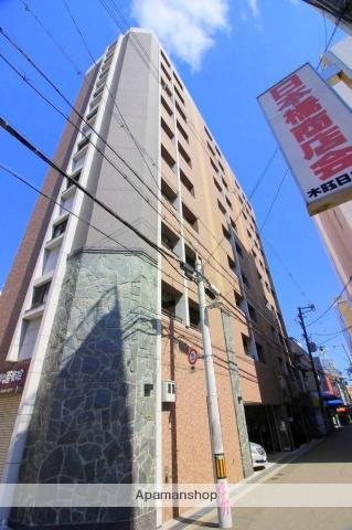 大阪府大阪市浪速区、難波駅徒歩8分の築7年 10階建の賃貸マンション