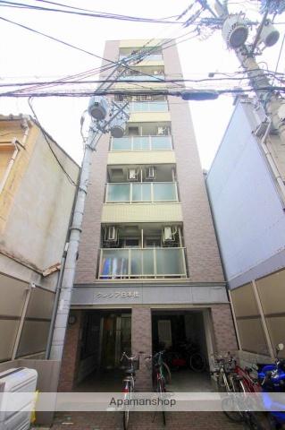 大阪府大阪市浪速区、難波駅徒歩4分の築8年 7階建の賃貸マンション