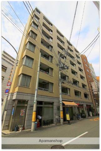 大阪府大阪市西区、本町駅徒歩13分の築15年 9階建の賃貸マンション
