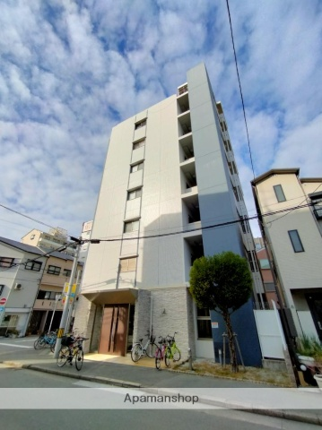 大阪府大阪市北区、天満駅徒歩18分の築7年 8階建の賃貸マンション