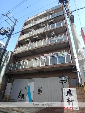 大阪府大阪市北区、大阪駅徒歩24分の築19年 10階建の賃貸マンション