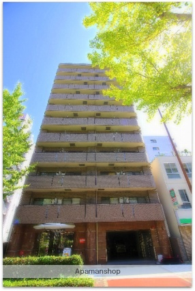 大阪府大阪市浪速区、JR難波駅徒歩7分の築15年 11階建の賃貸マンション