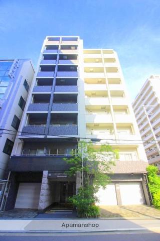 大阪府大阪市西区、桜川駅徒歩6分の築3年 9階建の賃貸マンション