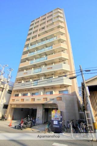 大阪府大阪市浪速区、芦原橋駅徒歩4分の築8年 12階建の賃貸マンション