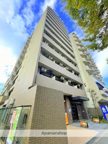 大阪府大阪市浪速区、JR難波駅徒歩7分の築14年 13階建の賃貸マンション