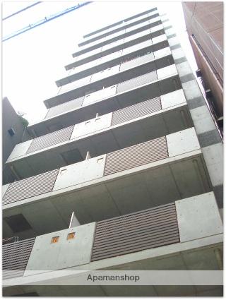 大阪府大阪市中央区、心斎橋駅徒歩11分の築9年 12階建の賃貸マンション