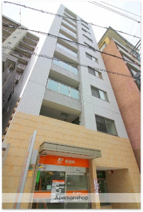 大阪府大阪市浪速区、JR難波駅徒歩7分の築5年 10階建の賃貸マンション