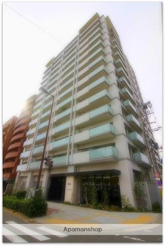 大阪府大阪市浪速区、JR難波駅徒歩9分の築3年 10階建の賃貸マンション