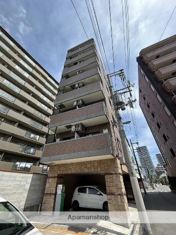 大阪府大阪市北区、福島駅徒歩13分の築9年 8階建の賃貸マンション