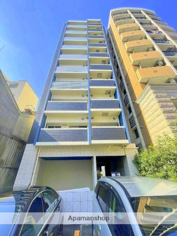 大阪府大阪市中央区、大阪難波駅徒歩8分の築2年 10階建の賃貸マンション