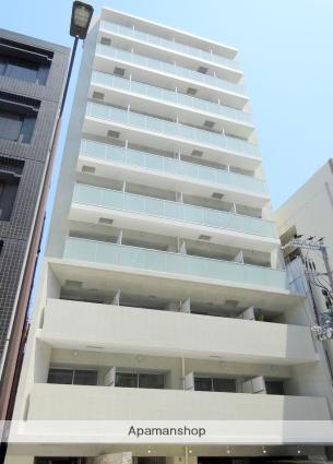 大阪府大阪市浪速区、難波駅徒歩9分の築2年 10階建の賃貸マンション