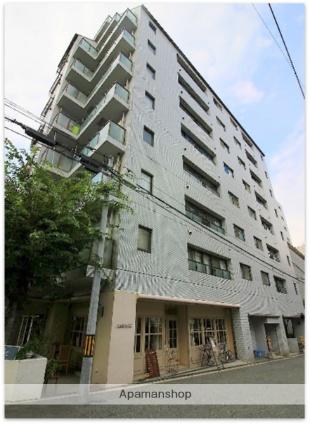 大阪府大阪市浪速区、JR難波駅徒歩9分の築28年 10階建の賃貸マンション