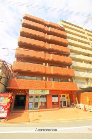 大阪府大阪市浪速区、JR難波駅徒歩9分の築33年 8階建の賃貸マンション