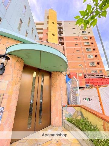 大阪府大阪市浪速区、JR難波駅徒歩14分の築11年 11階建の賃貸マンション