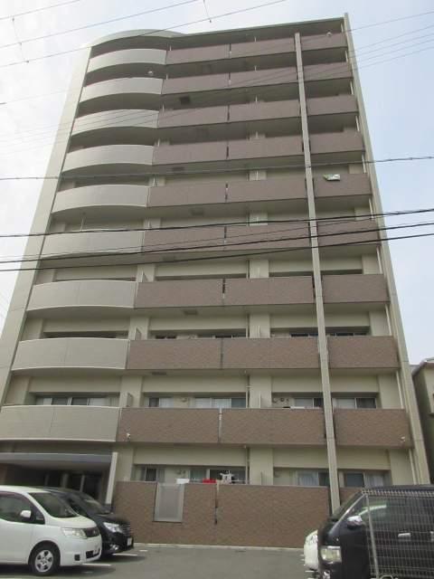 大阪府大阪市城東区、鴫野駅徒歩9分の築3年 10階建の賃貸マンション