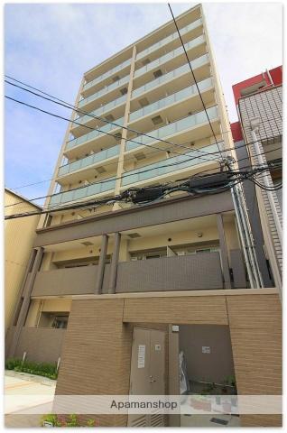 大阪府大阪市浪速区、JR難波駅徒歩10分の築1年 9階建の賃貸マンション
