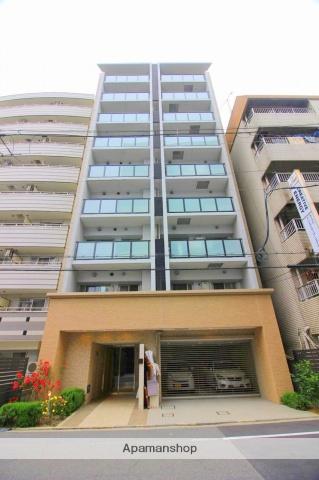 大阪府大阪市浪速区、今宮戎駅徒歩5分の築1年 9階建の賃貸マンション