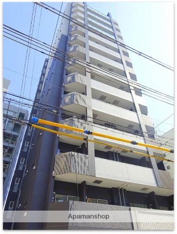 大阪府大阪市浪速区、JR難波駅徒歩4分の築1年 14階建の賃貸マンション