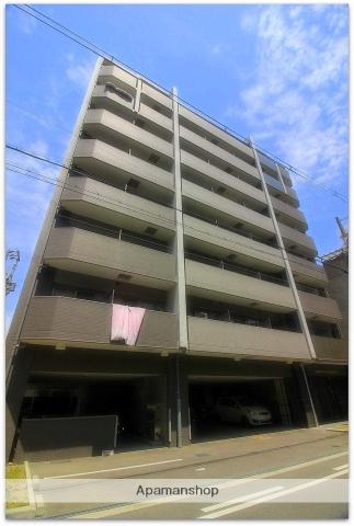 大阪府大阪市中央区、谷町六丁目駅徒歩4分の築1年 8階建の賃貸マンション