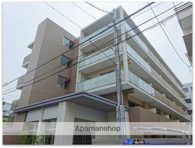 大阪府大阪市西成区、岸里玉出駅徒歩10分の築1年 5階建の賃貸マンション