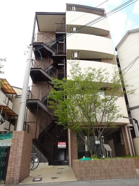 大阪府大阪市淀川区、東三国駅徒歩14分の築16年 5階建の賃貸マンション