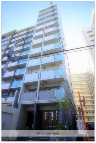 大阪府大阪市西区、ドーム前駅徒歩11分の築1年 11階建の賃貸マンション