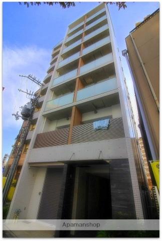 大阪府大阪市浪速区、今宮駅徒歩5分の築1年 8階建の賃貸マンション
