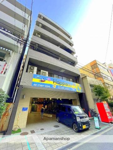 大阪府大阪市中央区、心斎橋駅徒歩7分の築28年 11階建の賃貸マンション