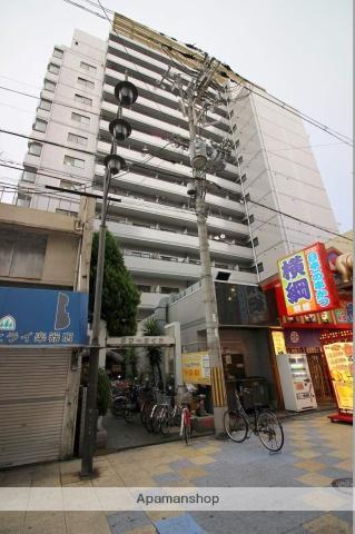 大阪府大阪市浪速区、新今宮駅徒歩5分の築23年 14階建の賃貸マンション
