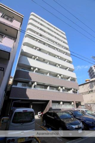 大阪府大阪市西区、ドーム前駅徒歩15分の新築 10階建の賃貸アパート