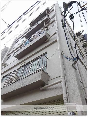 大阪府大阪市浪速区、JR難波駅徒歩15分の築45年 4階建の賃貸マンション