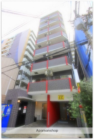 大阪府大阪市浪速区、芦原橋駅徒歩7分の新築 8階建の賃貸マンション