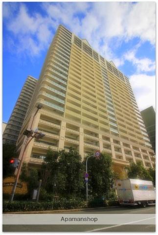 大阪府大阪市浪速区、JR難波駅徒歩2分の築2年 25階建の賃貸マンション
