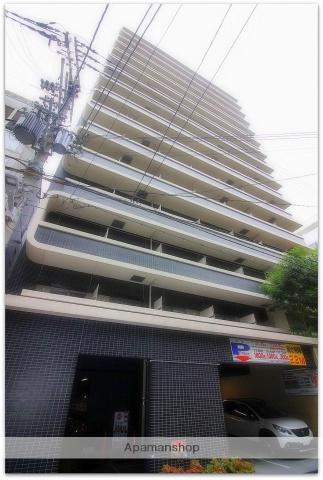 大阪府大阪市中央区、淀屋橋駅徒歩6分の築10年 15階建の賃貸マンション