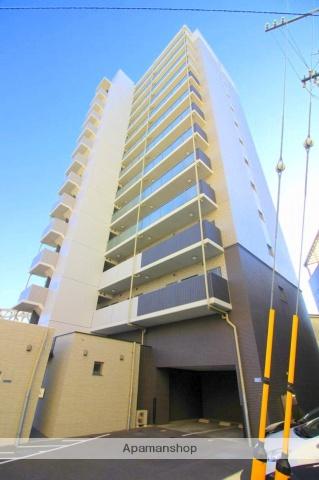 大阪府大阪市大正区、大正駅徒歩6分の築2年 13階建の賃貸マンション