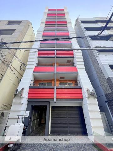 大阪府大阪市浪速区、今宮駅徒歩8分の築8年 11階建の賃貸マンション