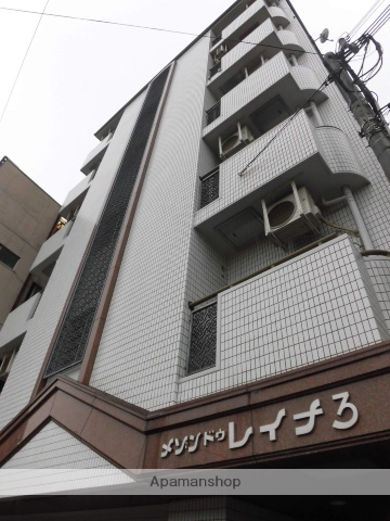 大阪府大阪市北区、中津駅徒歩15分の築20年 6階建の賃貸マンション