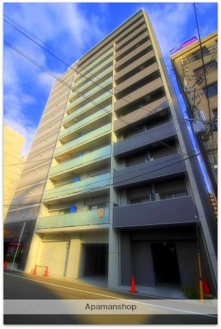 大阪府大阪市浪速区、JR難波駅徒歩8分の新築 13階建の賃貸マンション